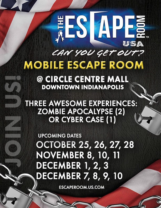 Escape Room Indianapolis Faq