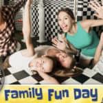 family fun day, escape room